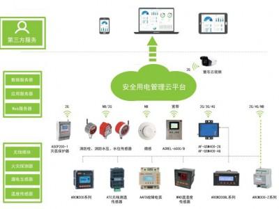 农业银行用智慧用电监控系统 用电安全隐患监管服务系统