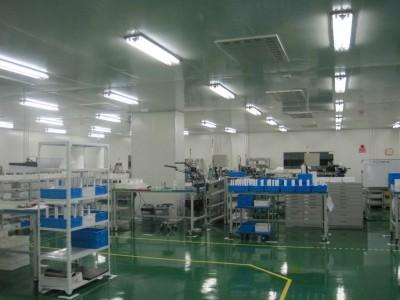 食品厂净化车间设计安装 食品厂车间净化设计安装